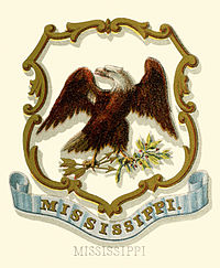 Mississippi state coat of arms