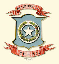 Texas state coat of arms
