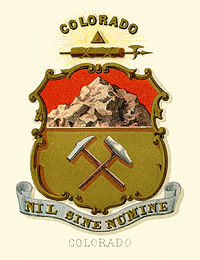 Colorado state coat of arms