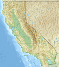 Mountain View is located in California
